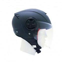 Skútrová helma bez sluneční clony OF 851