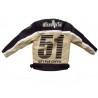 Dětská textilní moto bunda - Biker Kid