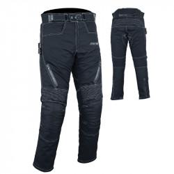 Textilní kalhoty - černé