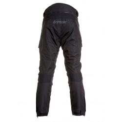 STINGRAY pánské černé - 2v1 textilní kalhoty INFINE