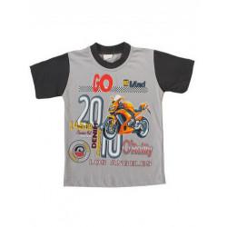 Dětské triko s motorkou - 108